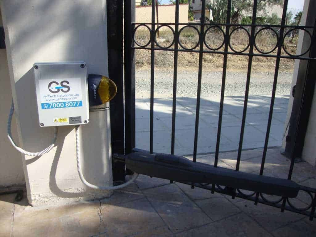 Automatic Gate Openers Cyprus