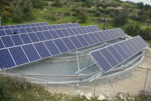 Photovoltaic Installation at Limassol Cyprus