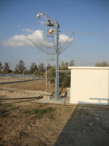 Photovoltaic Park Security in Cyprus
