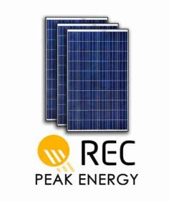 Rec Peak Solar Panels in Cyprus
