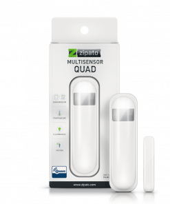 Zipato Multisensor Quad offered by GSolonos Security Systems