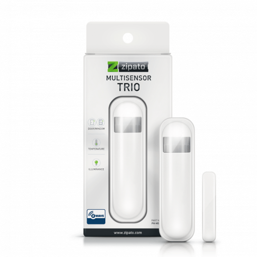 Zipato Multisensor Trio offered by GSolonos Security Systems