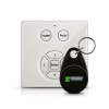 Zipato Mini RFID Keypad offered by GSolonos Security Systems