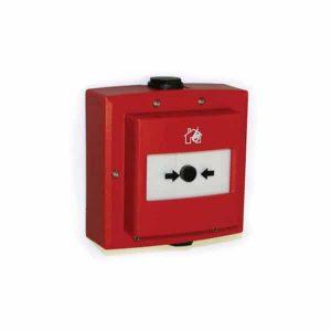 EC0010E Manual callpoint for outdoor installation