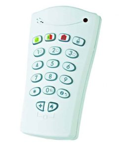 Two-way Wireless Keypad