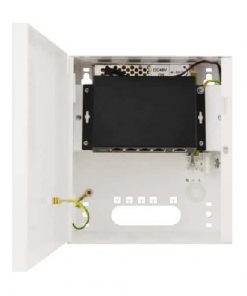 The S54-C 5 port switch for 4 IP cameras in enclosure