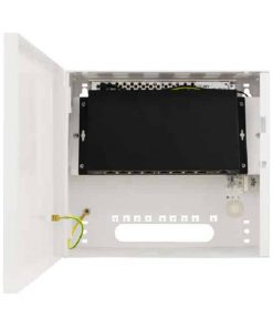 Pulsar S98-C 9-port switch for 8 IP cameras in enclosure