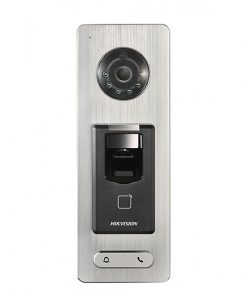DS-K1T500SF Video Access Control Terminal with Fingerprint