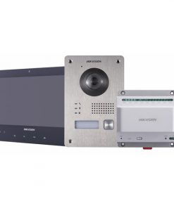 DS-KIS701EU-W 2-Wire Video Intercom Bundle