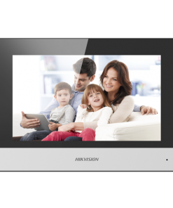 DS-KH6320-WTE1 Video Intercom Indoor station with 7-Inch Touch Screen